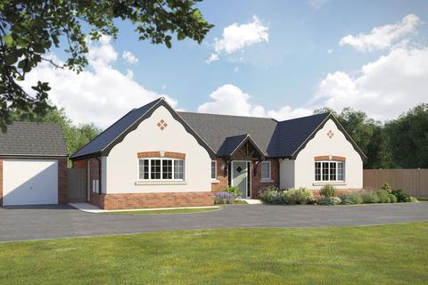 2 bedroom bungalow for sale - Plot 38, The Woodcote at Rolleston Manor, Forest School Street, Rolleston On Dove DE13