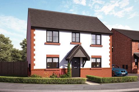 3 bedroom detached house for sale - Plot 192, The Japonica at Grey Gables Farm, Brindle Road, Bamber Bridge PR5