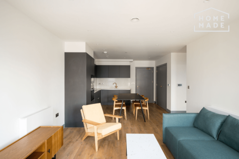 2 bedroom flat to rent - The Gessner, Tottenham Hale, N17
