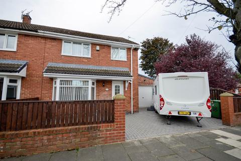 3 bedroom semi-detached house for sale - Bolburn, Leam Lane