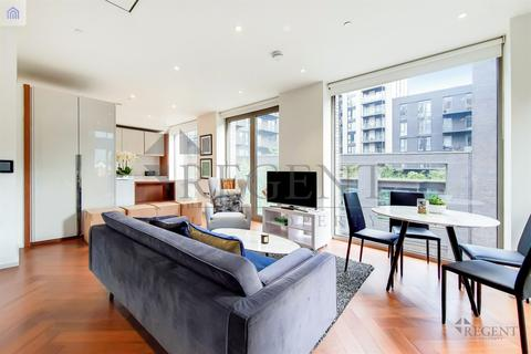 2 bedroom apartment to rent - Capital Building, New Union Square, SW11
