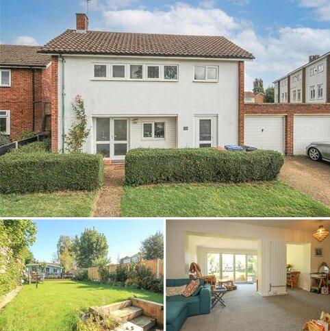 3 bedroom detached house for sale - Heronswood Road, Welwyn Garden City, Hertfordshire