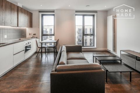 Studio to rent - Greenford Quay, Greenford, UB6