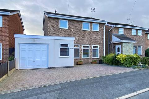 3 bedroom detached house for sale - Bodwyn Crescent, Wrexham, LL12