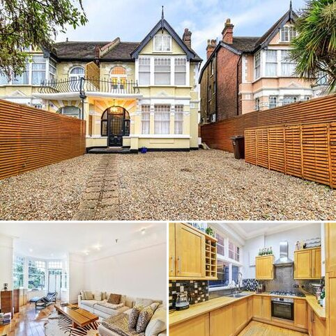 6 bedroom semi-detached house for sale - South Norwood Hill, South Norwood