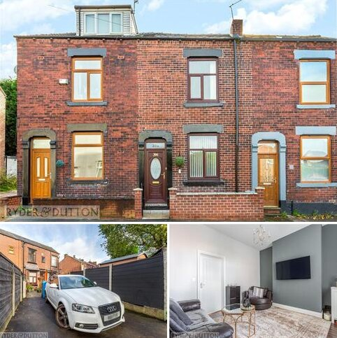 3 bedroom terraced house for sale - Shaw Road, Royton, Oldham, Greater Manchester, OL2