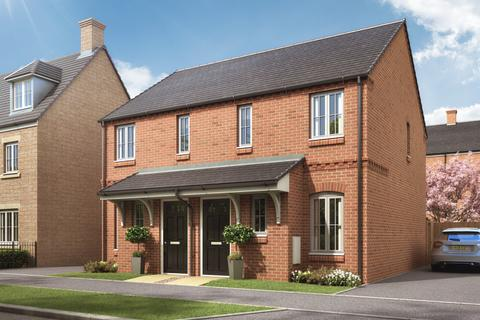 2 bedroom semi-detached house for sale - Plot 87, The Alnwick at Woodland Valley, Desborough Road NN14