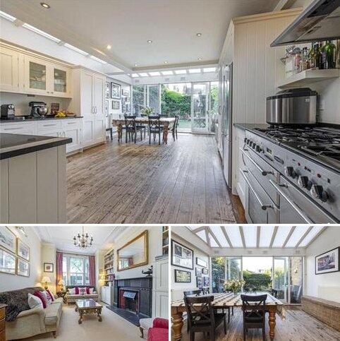 5 bedroom terraced house for sale - Altenburg Gardens, London, SW11