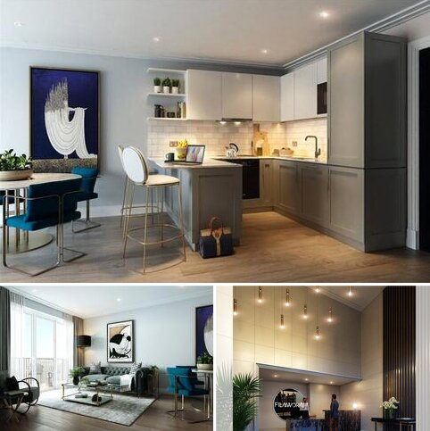 2 bedroom apartment for sale - Filmworks, 59 New Broadway, London, W5