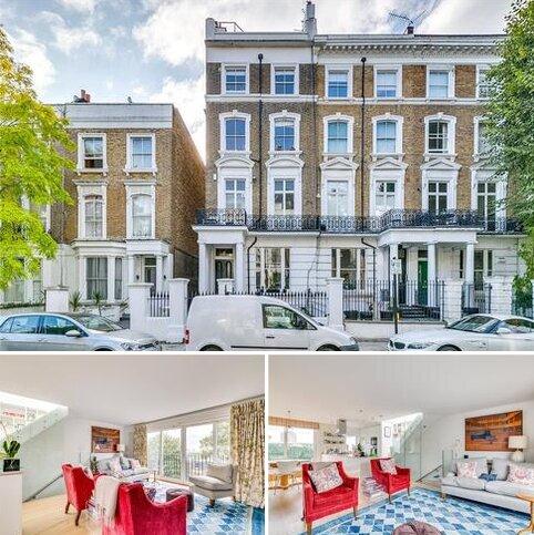 3 bedroom maisonette for sale - Leamington Road Villas, London, W11