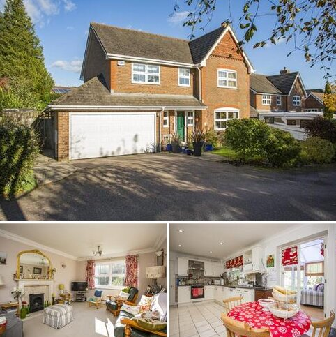 4 bedroom detached house for sale - Winscote Close, Crowborough