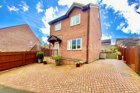 4 bedroom detached house for sale - Harlech Drive, Rhiwderin, Newport. NP10 8QS