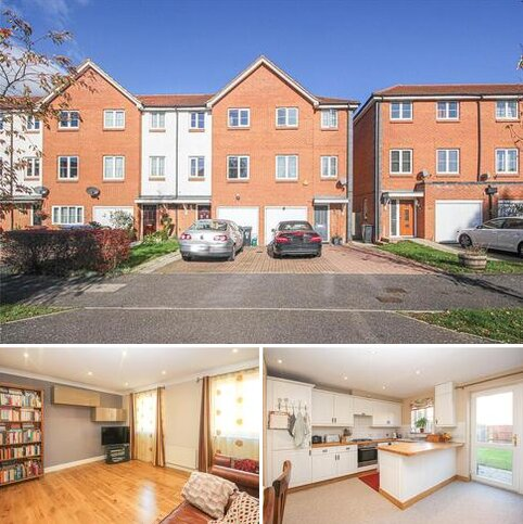 3 bedroom terraced house for sale - Chambers Grove, Welwyn Garden City, Hertfordshire