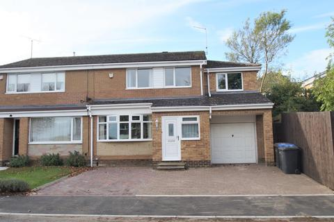 4 bedroom semi-detached house for sale - Chillingham Road, Newton Hall