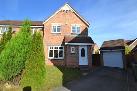 3 bedroom semi-detached house for sale - Doddfell Close, Washington, Tyne And Wear