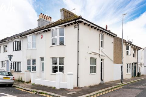 4 bedroom end of terrace house for sale - Shirley Street, Hove