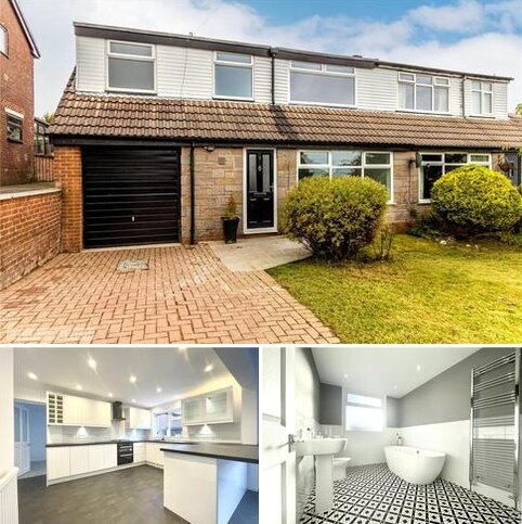 5 bedroom semi-detached house for sale - Philips Road, Bacup, OL13