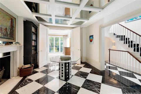 6 bedroom terraced house for sale - Earls Terrace, Kensington, London, W8