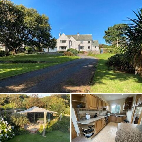 4 bedroom detached house for sale - Bull Bay Road, Amlwch