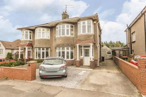3 bedroom semi-detached house for sale - Hove Avenue, Newport - REF# 00008426