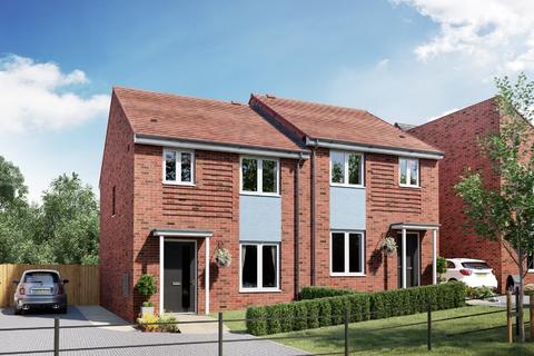 3 bedroom semi-detached house for sale - The Gosford - Plot 62 at Brunton Rise, West of Sage and East of Dinnington, Gosforth NE13