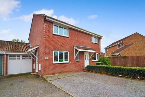 2 bedroom semi-detached house for sale - GROVE AVENUE, LODMOOR, WEYMOUTH