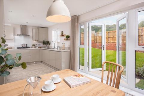 4 bedroom detached house for sale - KINGSLEY at Grange View Grange Road, Hugglescote, Coalville LE67