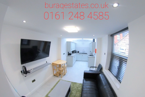5 bedroom terraced house to rent - Moseley Road, 5 Bed, Fallowfield, Manchester