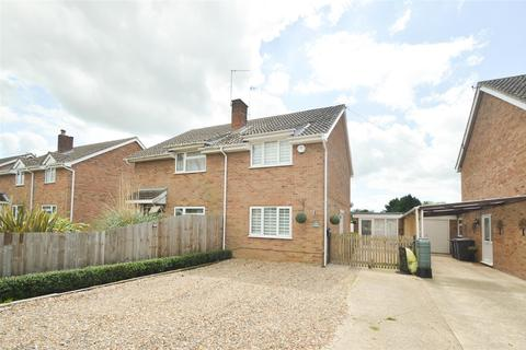 2 bedroom semi-detached house to rent - Mason Gardens, West Row,
