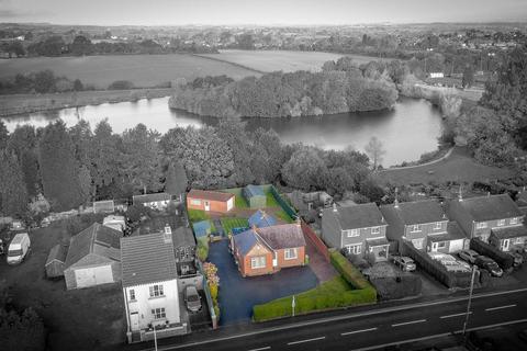2 bedroom detached bungalow for sale - Hermitage Road, Coalville LE67 5EH