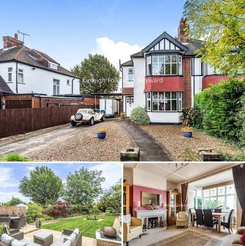 3 bedroom semi-detached house for sale - Norman Way, Southgate