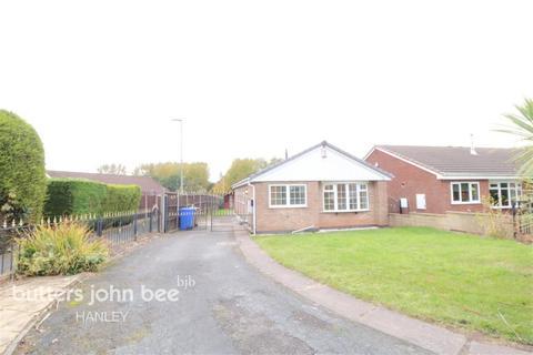 3 bedroom bungalow to rent - Wenham Drive, Stoke-on-trent