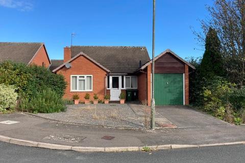 2 bedroom detached bungalow for sale - Hillside Close, Evesham