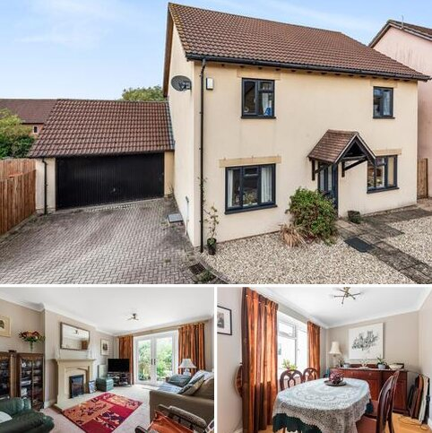 6 bedroom detached house for sale - Cartwright Close, Coxley, Wells, BA5