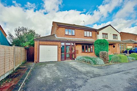 3 bedroom detached house for sale - Kingfisher Close, St. Peters, Worcester, WR5