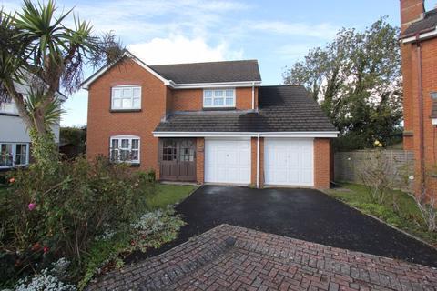 4 bedroom detached house for sale - Celtic Way, Rhoose