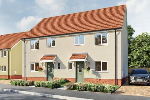 3 bedroom semi-detached house for sale - Plot 55, The Eveleigh at Orchard Brooks, Doniford Road TA4