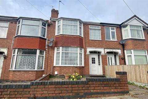 3 bedroom terraced house to rent - Purefoy Road, Cheylesmore, Coventry