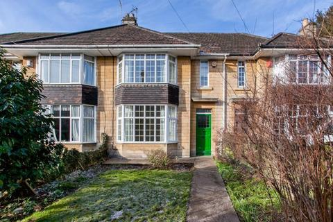 3 bedroom terraced house to rent - Combe Park, Weston