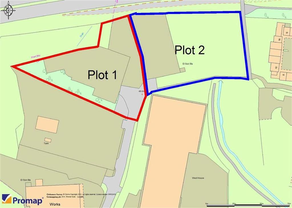 Land Commercial for sale in Caesars Way, Folkestone, Kent