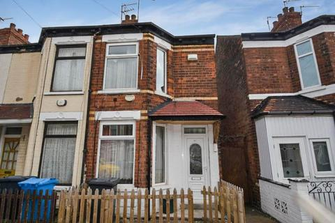 2 bedroom terraced house to rent - Huntingdon Street, Hull