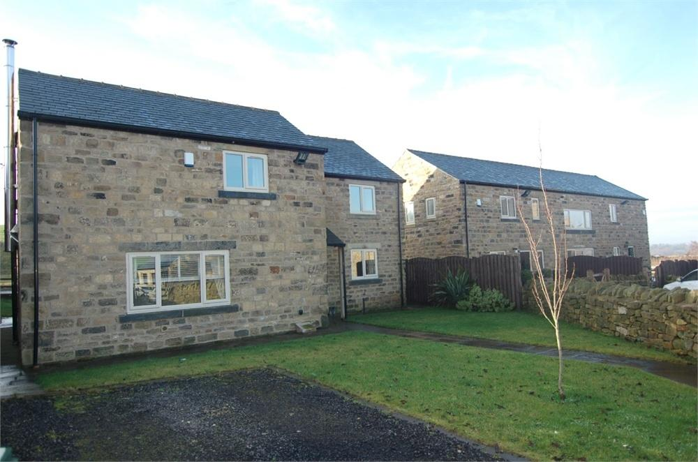 4 Bedrooms Detached House for sale in The Granary, Blacker Hill, Barnsley