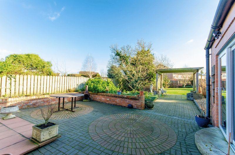Patio area/garden