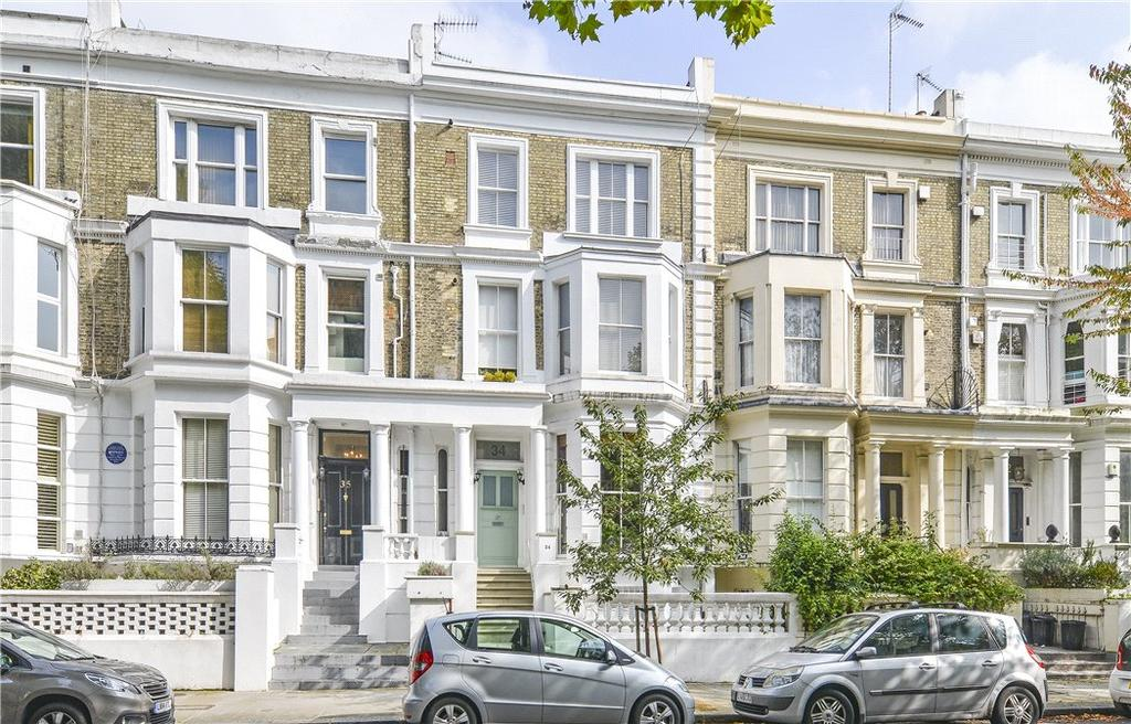 2 Bedrooms Flat for sale in Russell Road, Holland Park, London, W14