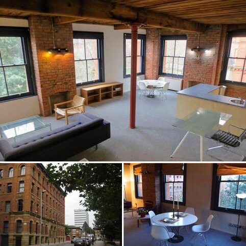 1 bedroom apartment to rent - 42-44 Sackville St The Village