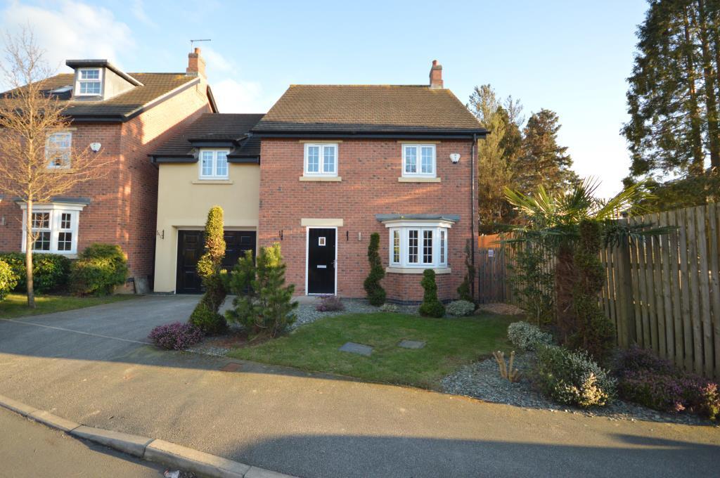 4 Bedrooms Detached House for sale in Brandon Close, Leeds