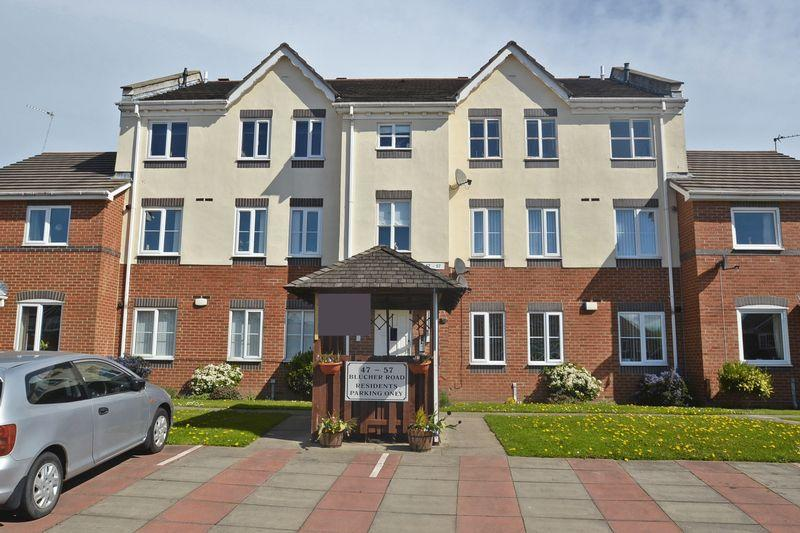3 Bedrooms Apartment Flat for sale in Blucher Road, North Shields