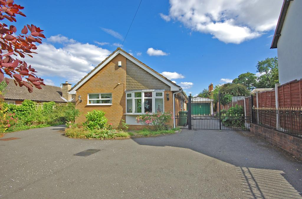 3 Bedrooms Detached Bungalow for sale in Mount Road, Tettenhall, Wolverhampton WV6