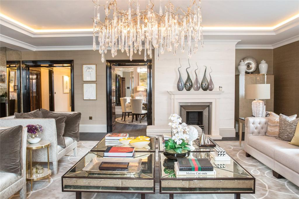 3 Bedrooms Flat for sale in Corinthia Residences, 10 Whitehall Place, Whitehall, London, SW1A
