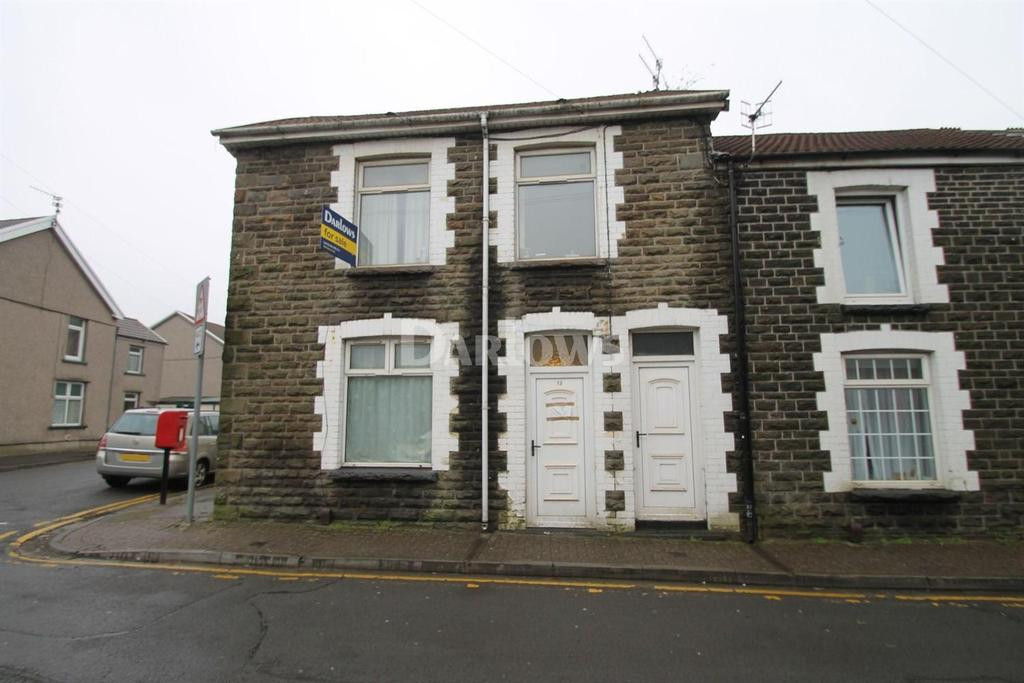 4 Bedrooms End Of Terrace House for sale in John Street, Treforest